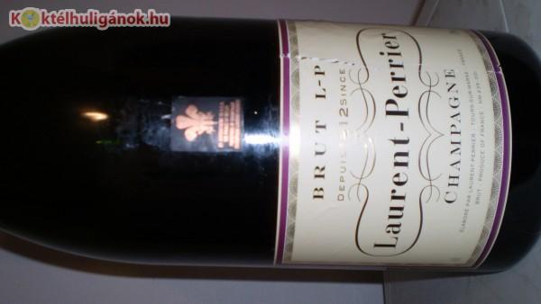 9 literes Laurent Perrier Brut Champagne