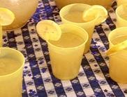 Mézes-vaníliás limonádé