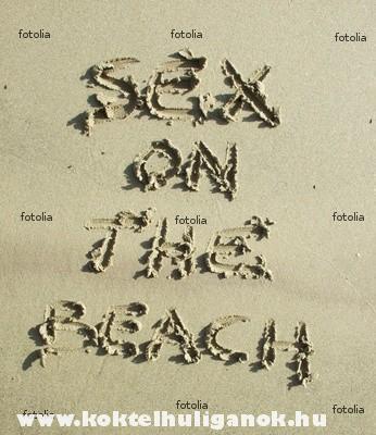 A homokba írva