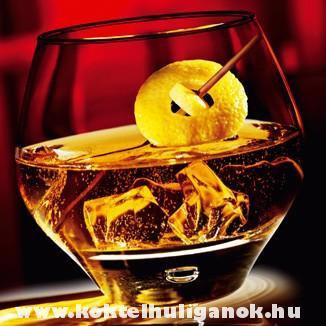 Hennessy caipirinha