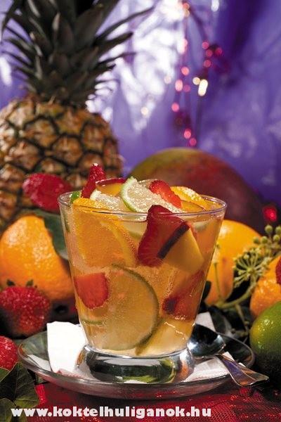 Gyümölcsös koktéllendület - Bacardi rummal is!