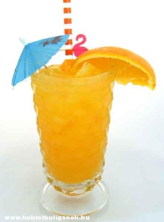Vodka narancs koktél