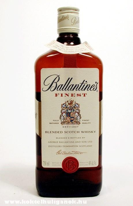 Ballantimes whisky