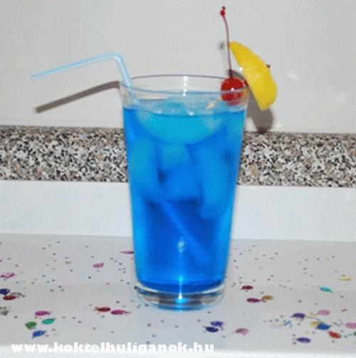 Blue Lagoon koktél