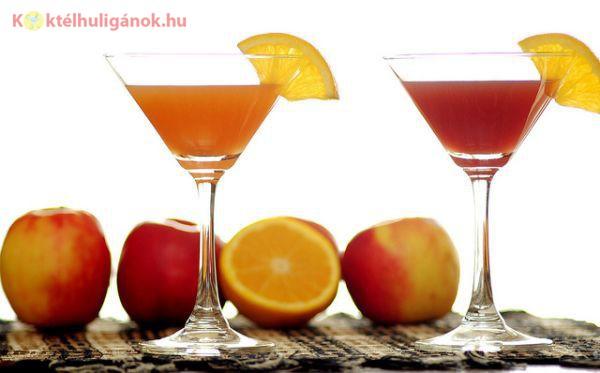Gyümölcsös koktélok