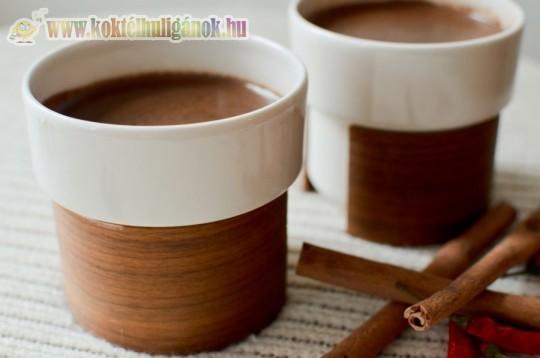 Hűvösebb napokra egy forró csoki