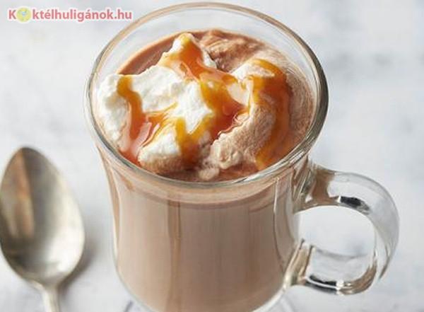 Karamellás kávé