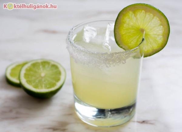Margarita koktél, klasszikus