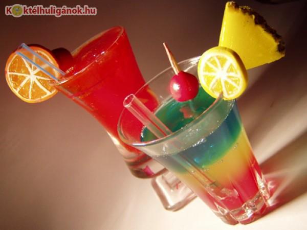 Koktélok, alkoholmentes koktlreceptek
