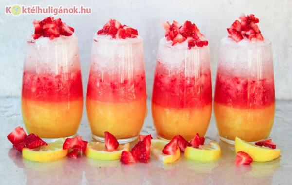 Fanyar - gyümölcsös koktélvariáció