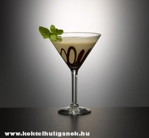 Chocolate Martini koktél