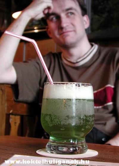 Green-szex koktél