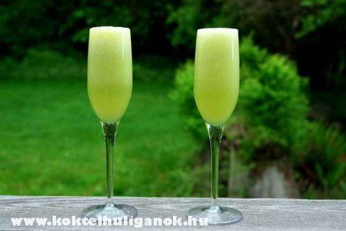 Honeydew Bellini