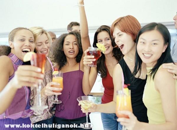 Cocktail (Koktél) Party