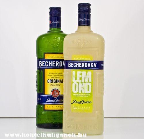 Becerovka Lemond receptek