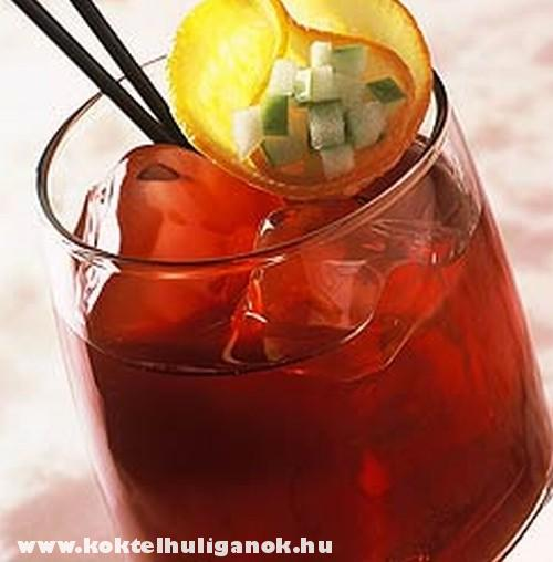 Vodka-Sangre