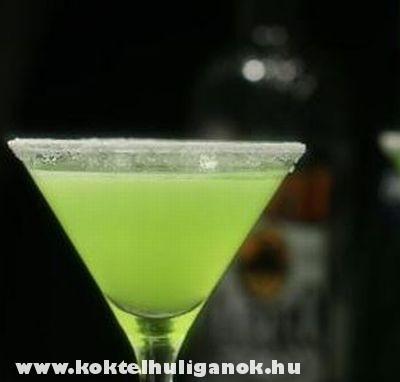 Green Iguana koktél