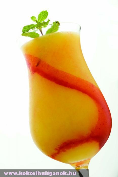 Mangós koktél