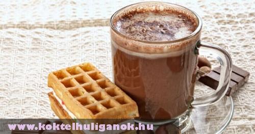 Egy jó forró csoki