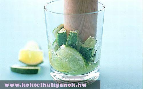 Lime törés