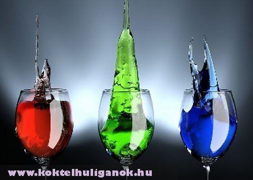 Jégnyelves italok