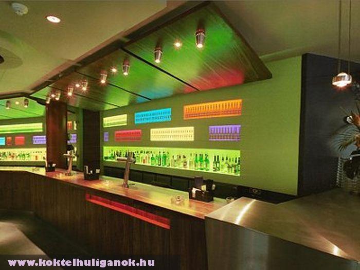 Zöldes bár