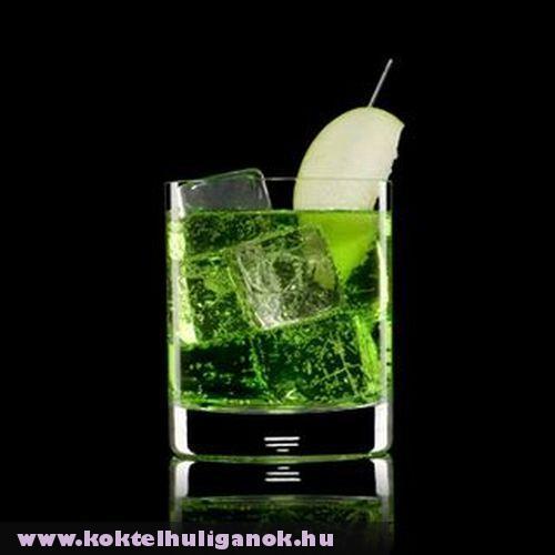 Zöldalma koktél