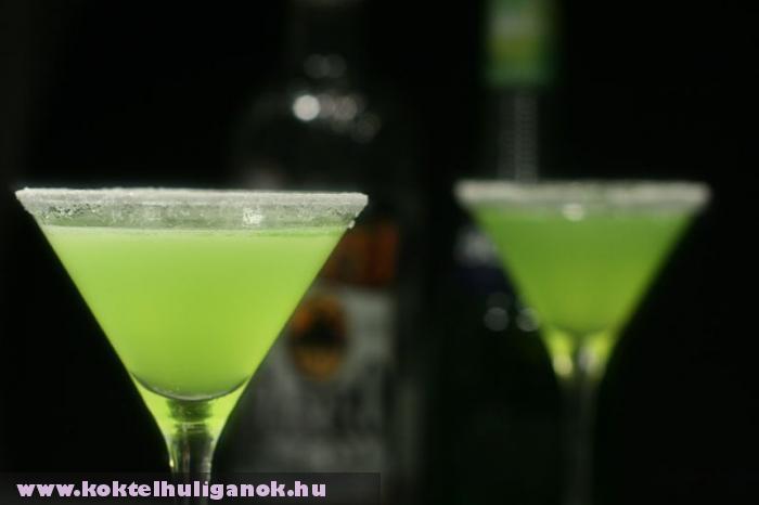 Zöld frissítõ