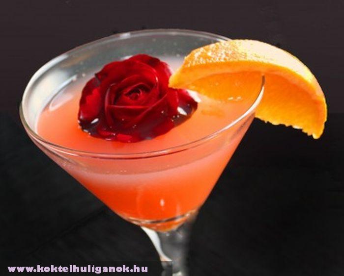 Rózsa martini