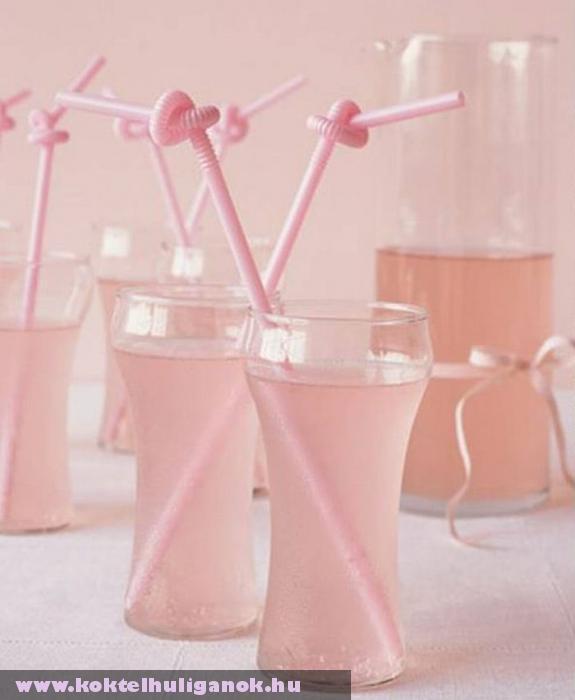 Rózsaszín limonádé