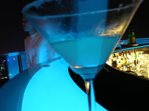 Fogy az ital!