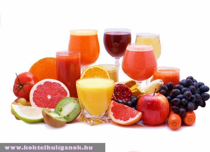 Gyümölcsök és gyümölcslevek