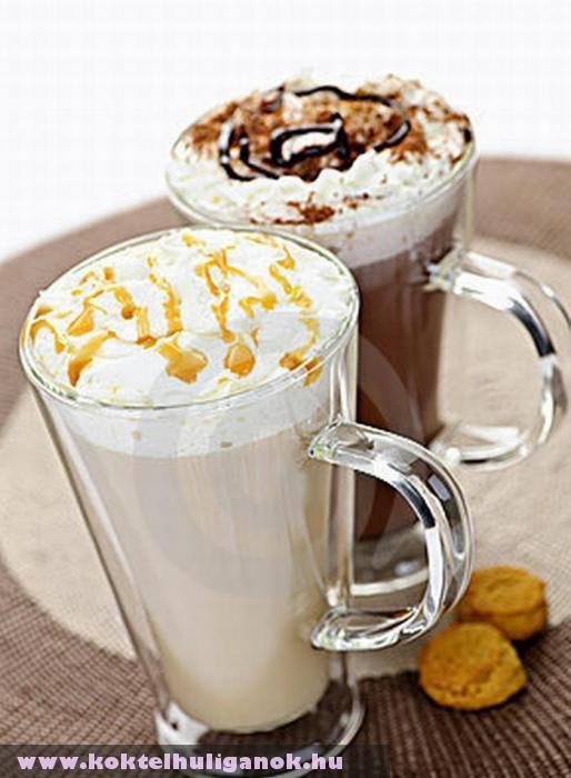 Forró csoki és kávé