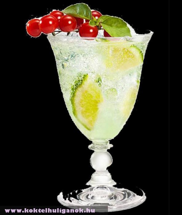 Ribizlis, lime-os ital