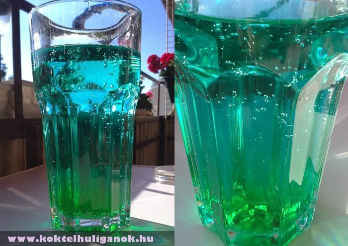 Zöld ital