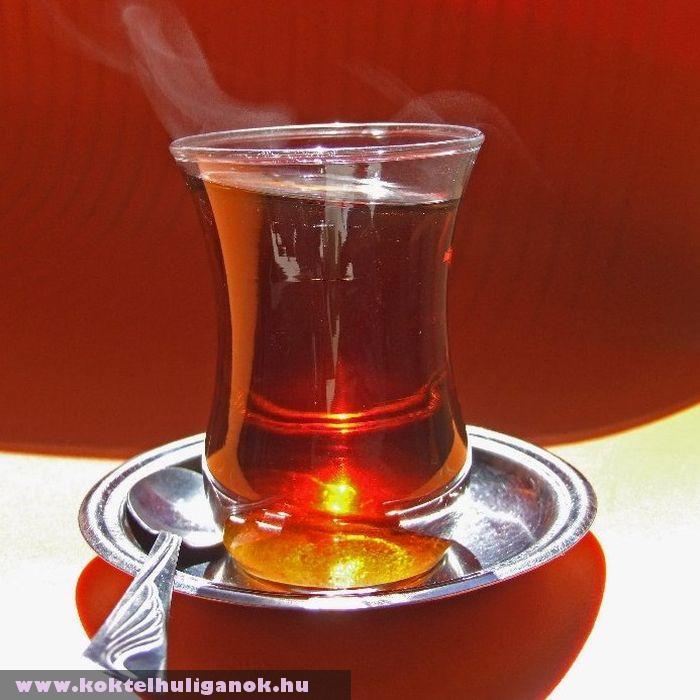 Egy pohár forró tea