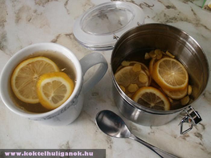 Forró tea a hideg napokra