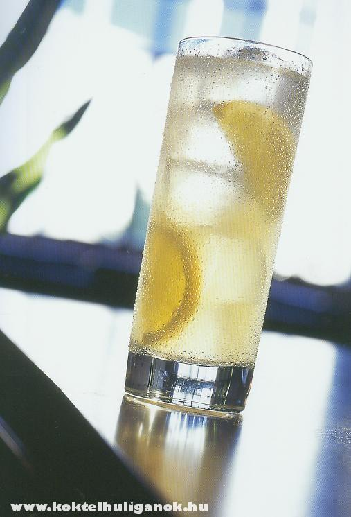 Lim Gin Fizz