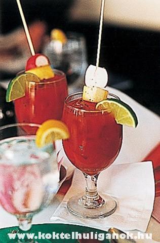 A Bloody Maryvel nem lehet betelni