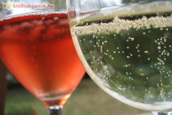 Fröccs - rozéfröccs, fincsi fröccsök fehér borból