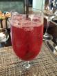 Testa Rossa pezsgős koktél