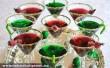 Színes karácsonyi italok
