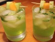 Nyári hűsítő: sárgadinnyés limonádé